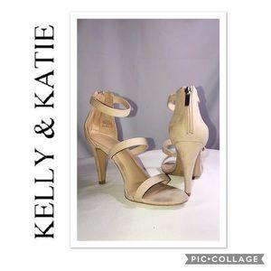 Kelly & Katie KK CLEO HEELS